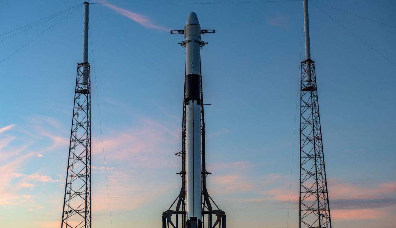 SpaceX перенесла одновременный запуск 60 спутников