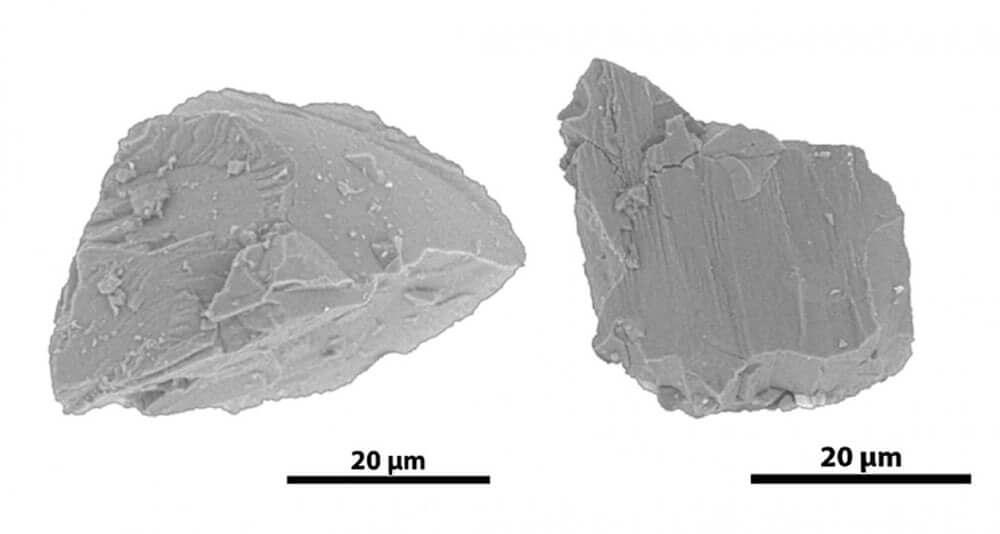 Образцы грунта астероида Итокава