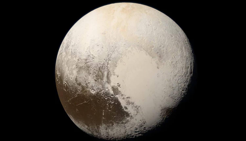 Найдено новое объяснение жидкому океану под поверхностью Плутона