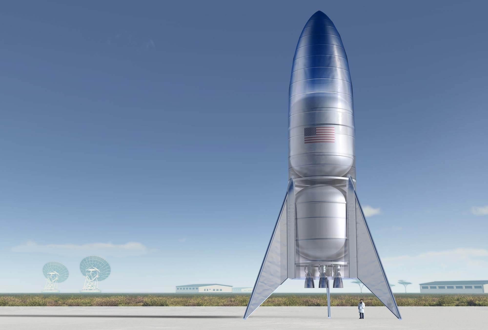 Новости высоких технологий: новый космический корабль SpaceX и чудо-гидрогель