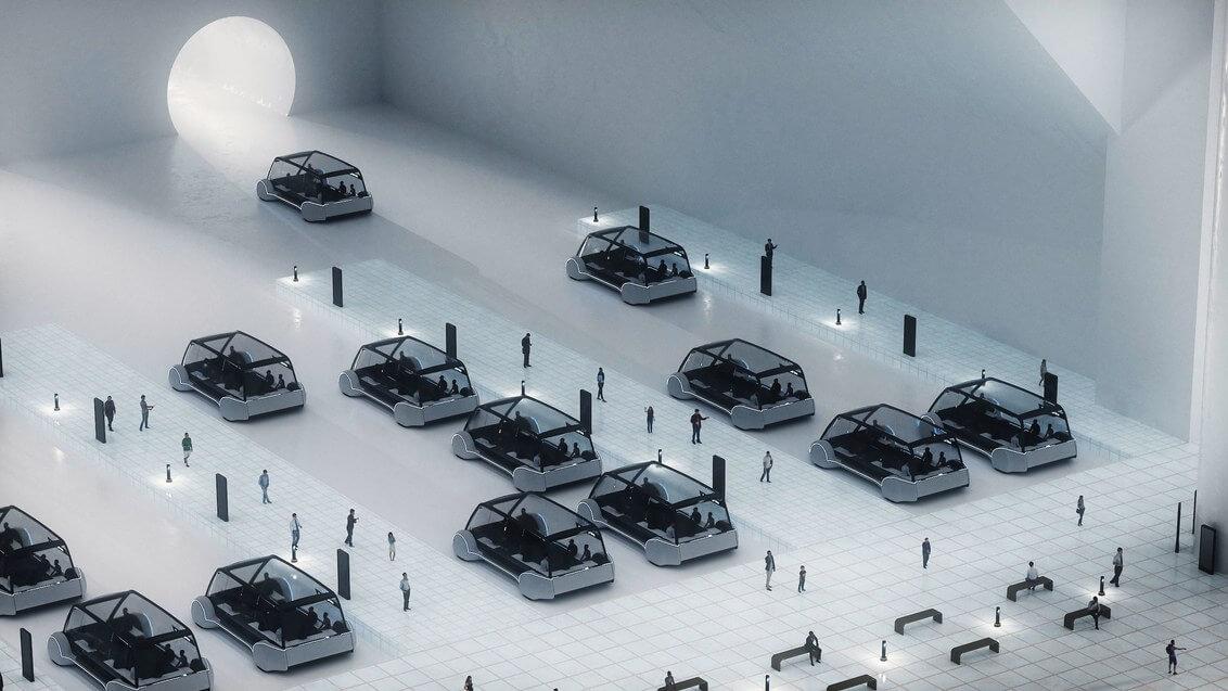 Лас-Вегас заказал у Илона Маска подземный тоннель от Boring Company