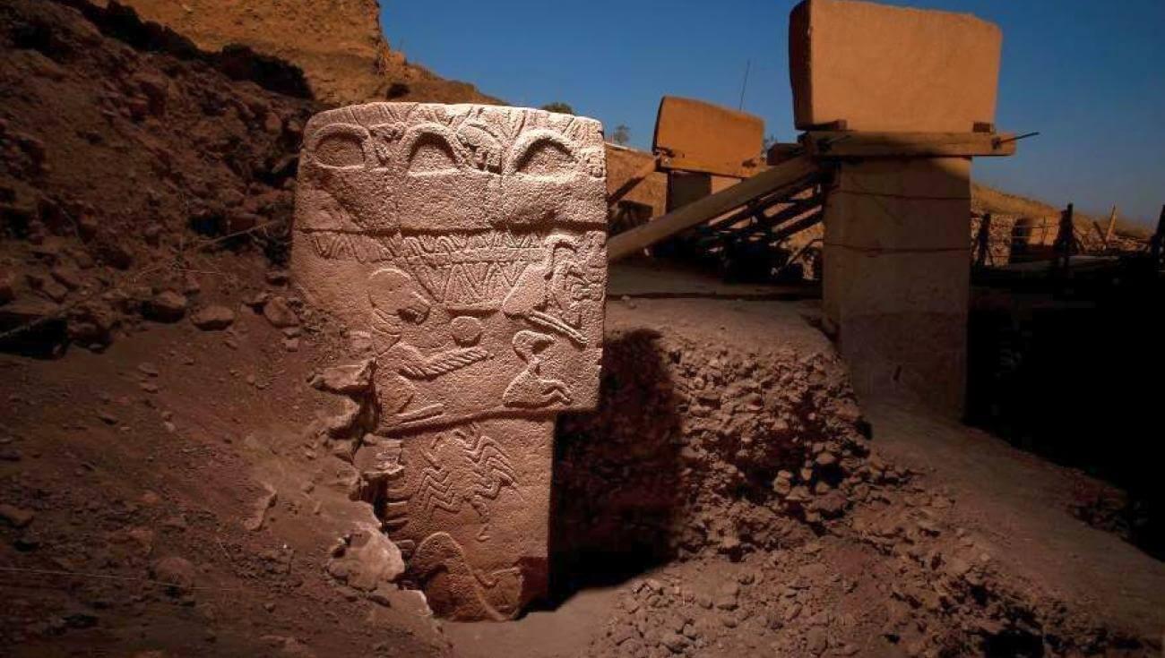 Рисунки на стенах турецкого храма рассказали о причине древнего изменения климата