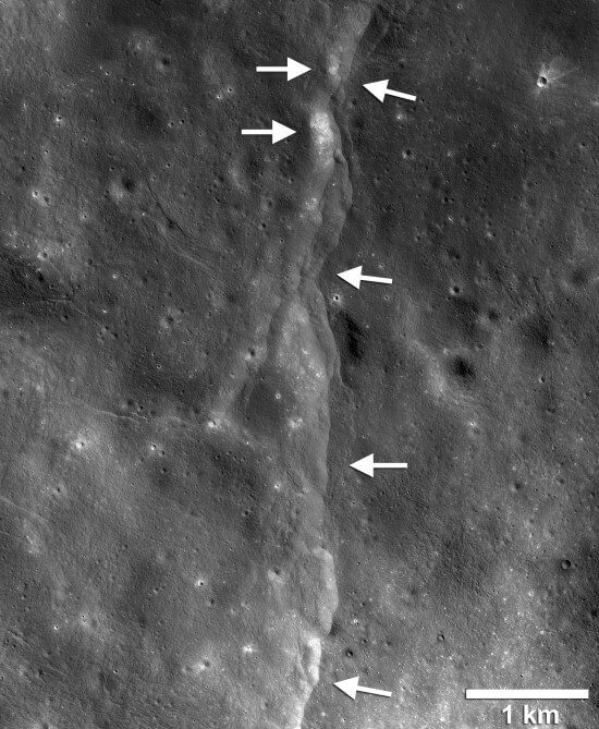 Lunar cutremurele ar putea pune in pericol viitoarele misiuni.