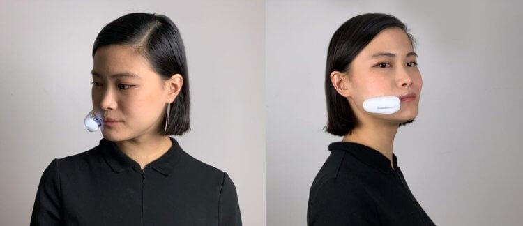 Носимая на лице «лаборатория» позволяет заменить анализ крови