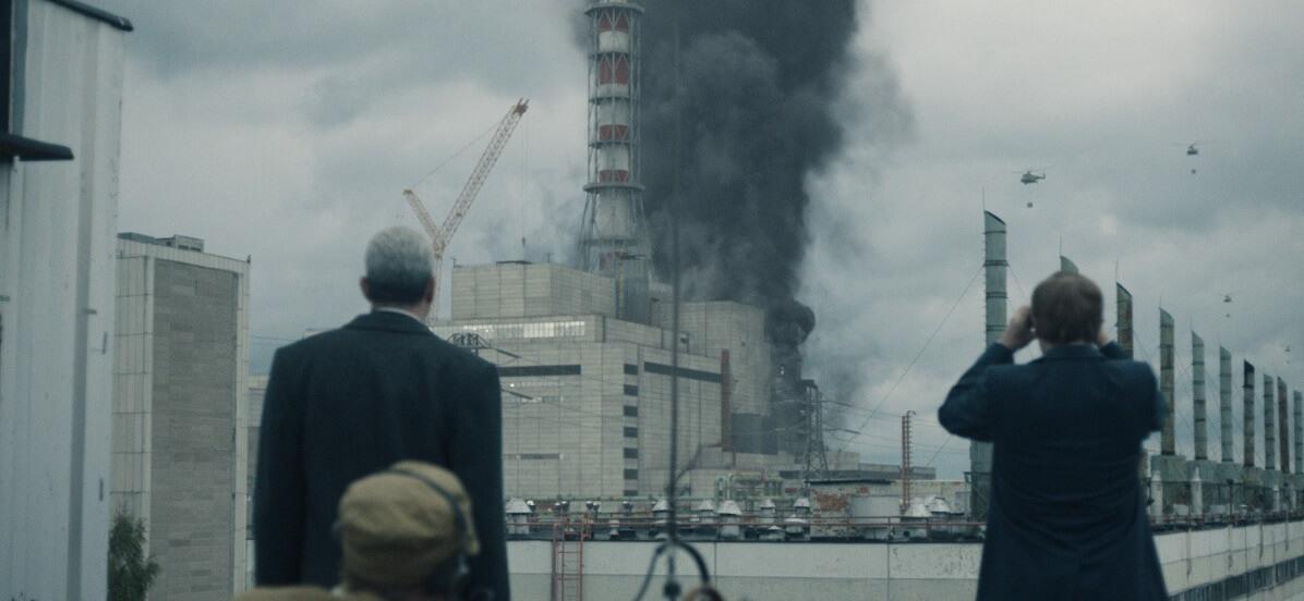 #Высшийразум: сериал Чернобыль, самолет-крыло и шины без воздуха