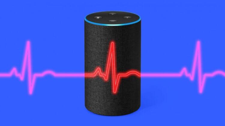 Alexa сможет определить остановку сердца, слушая дыхание человека