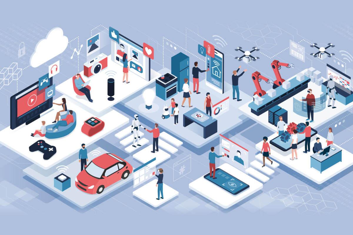 Промышленная революция 4.0: как интернет вещей меняет бизнес и как остаться на плаву