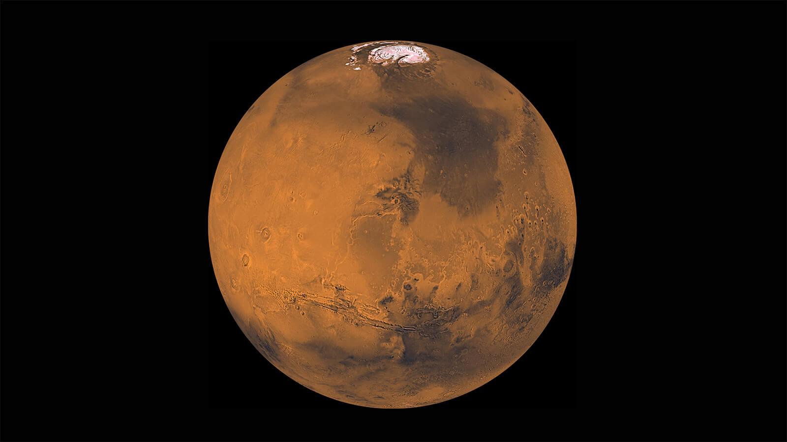 Марсоход нашел что-то на Марсе: жизнь или нет?