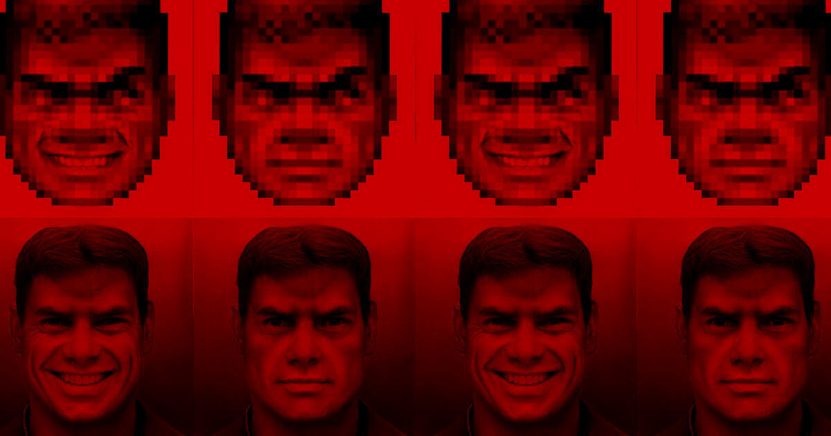 Нейронные сети научили превращать пиксельные изображения в фотореалистичные