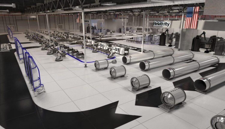 В США откроется первый завод для автономной 3D-печати космических ракет