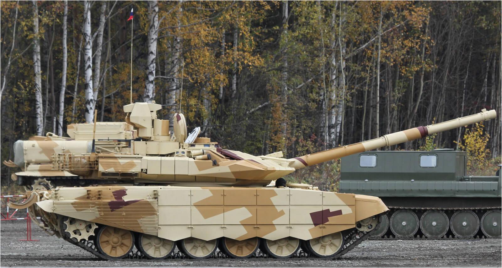Россия покажет первый танк, напечатанный на 3D-принтере. В реальном масштабе