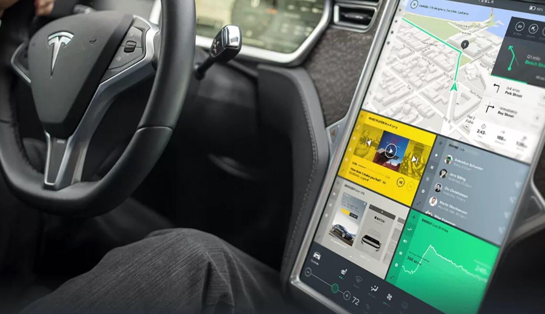 В автомобилях Tesla появится аналог Google Play с играми и приложениями