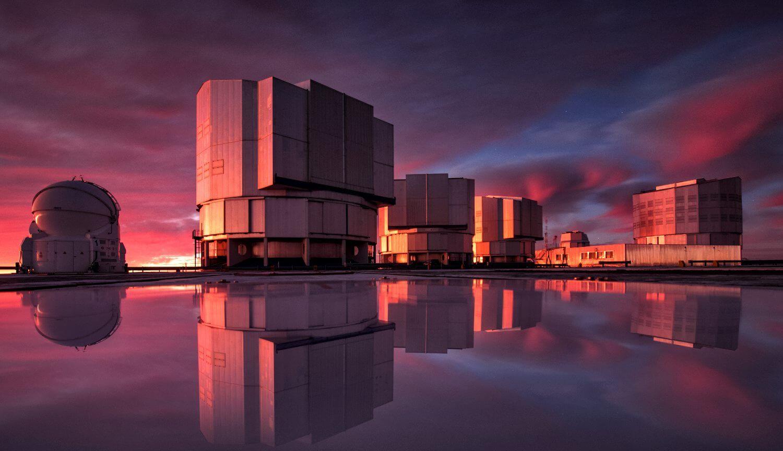 Очень Большой Телескоп обновился, и начал искать экзопланеты в Альфа Центавра