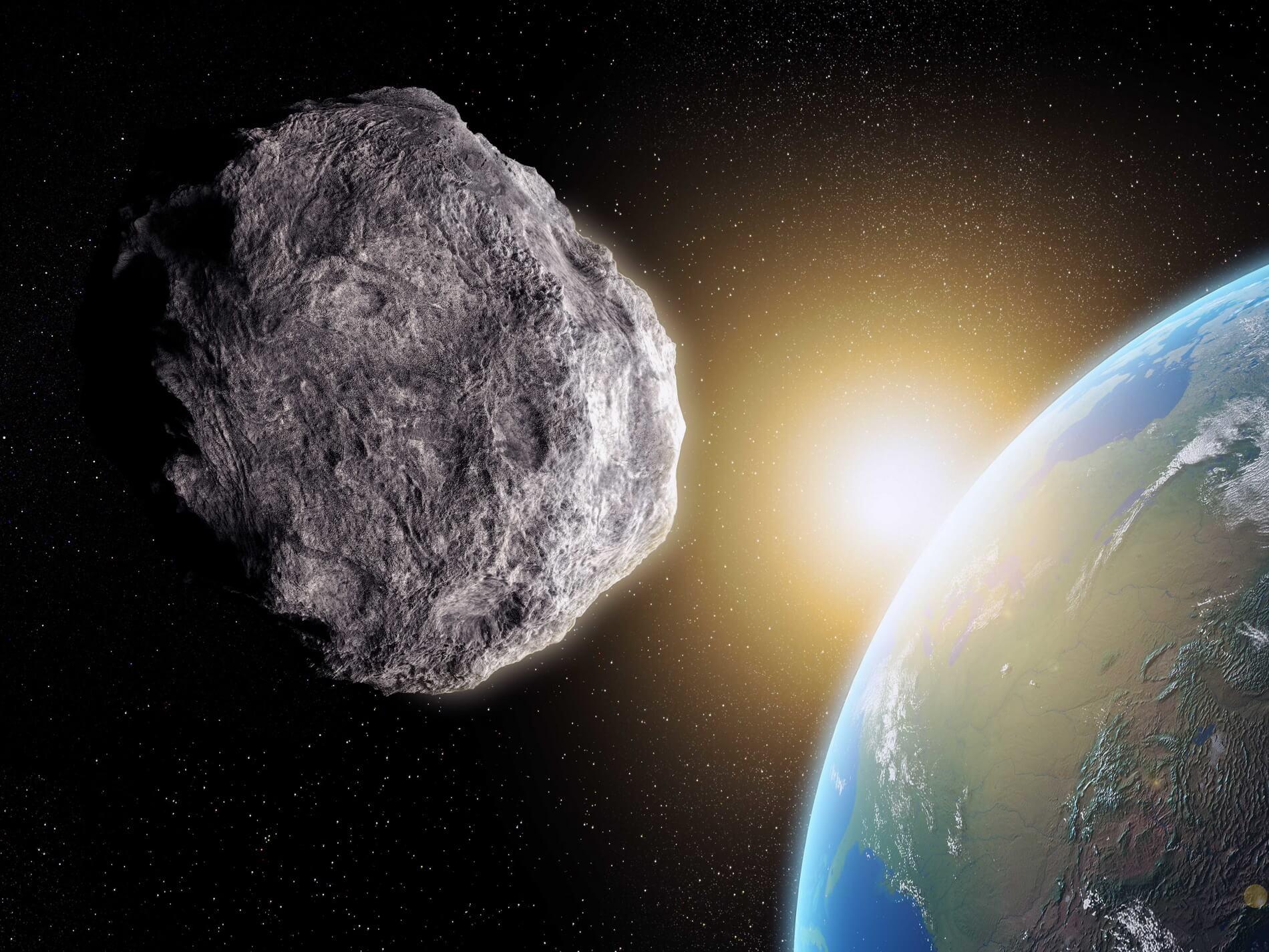 Какая вероятность того, что на Землю упадет астероид?