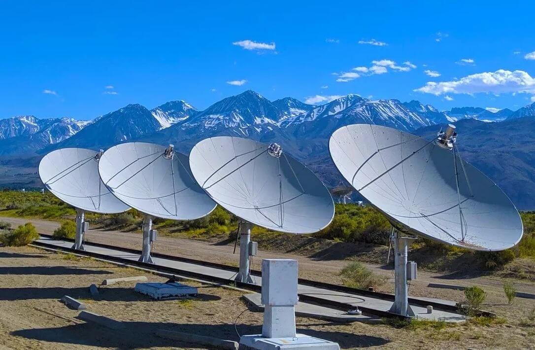 Из галактики-двойника нашего Млечного Пути получен загадочный радиосигнал