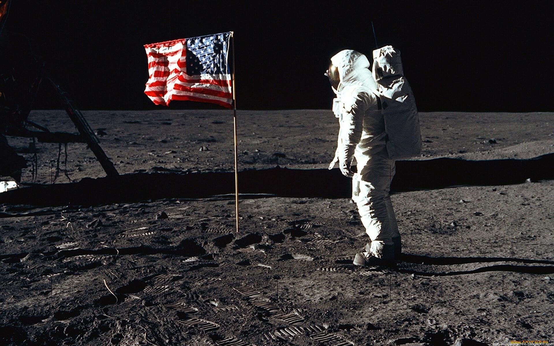 Оригинальные видеозаписи высадки «Аполлона-11» на Луну были проданы почти за 2 млн долларов