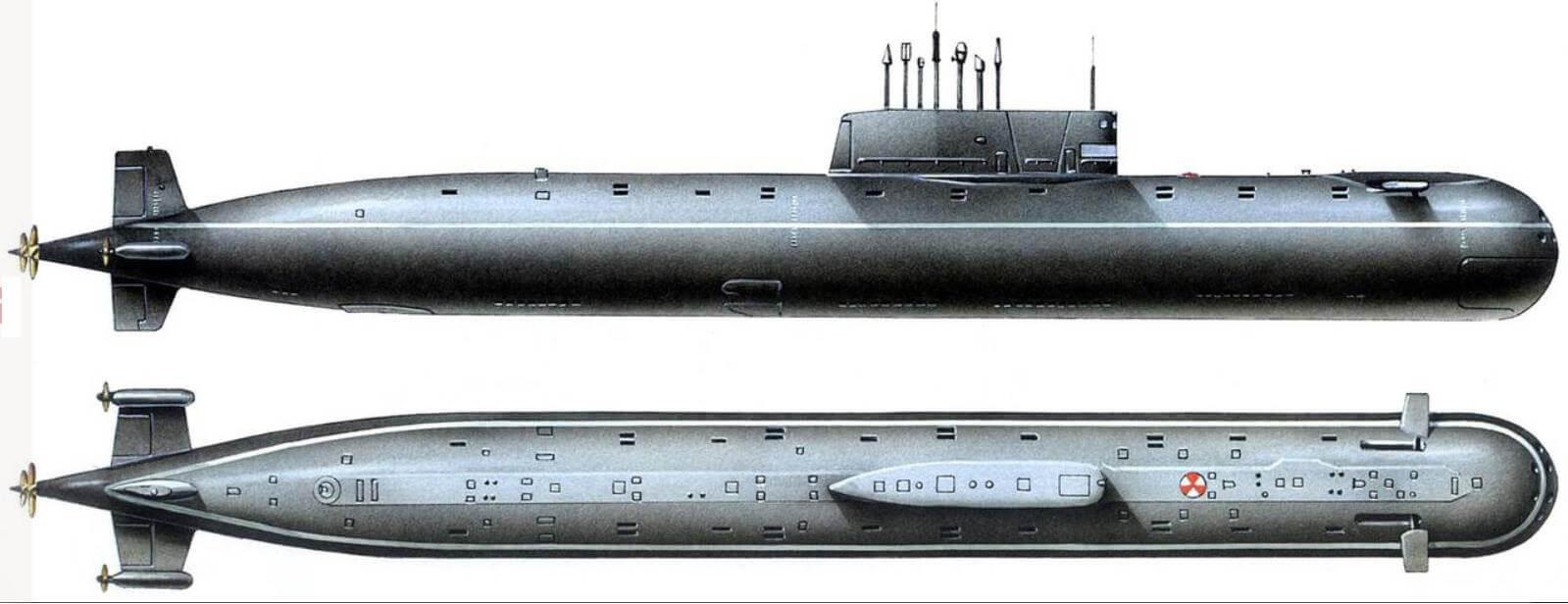 На советской подлодке, затонувшей в Норвегии, обнаружилась утечка радиации