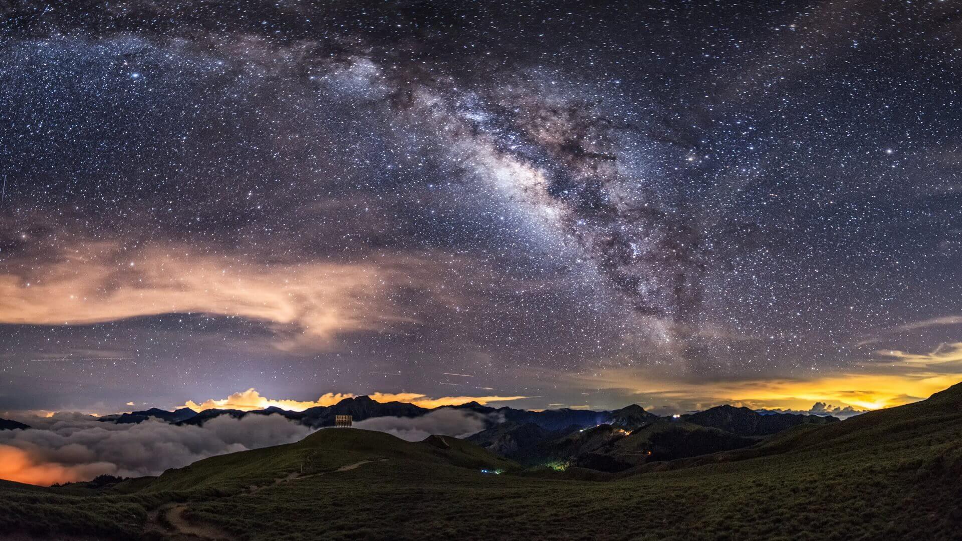 Как появилась наша галактика