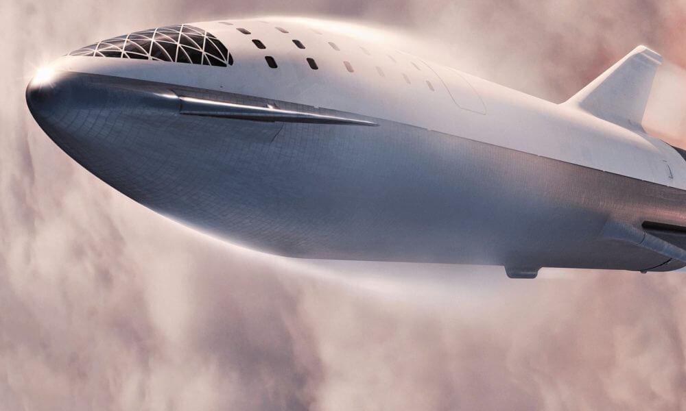 Илон Маск: мы сможем высадить человека на Луну в 2023 году