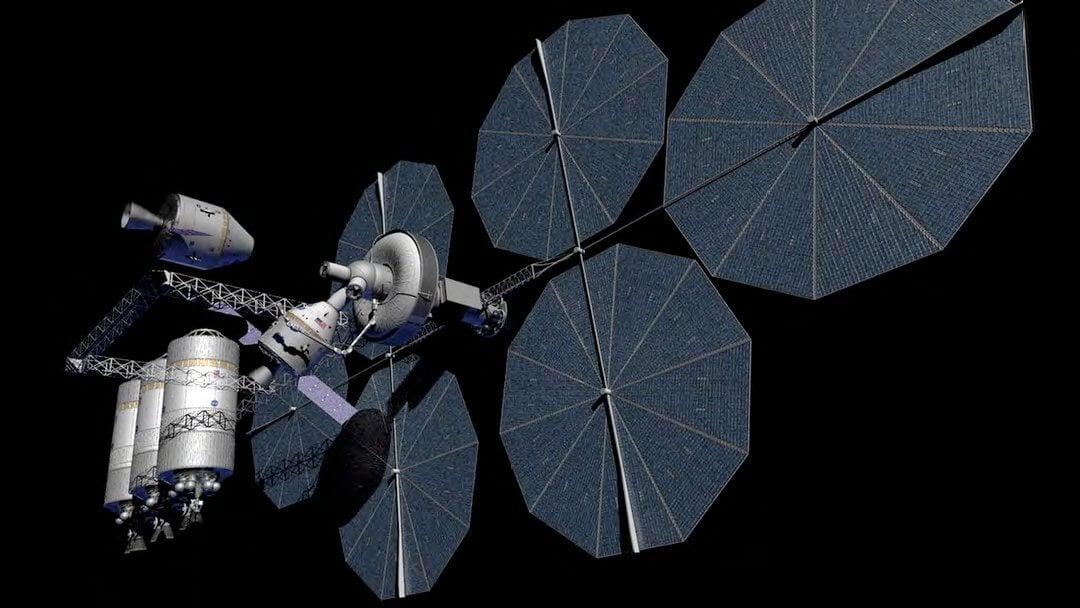 NASA вместе с SpaceX создадут заправочную станцию на орбите Земли