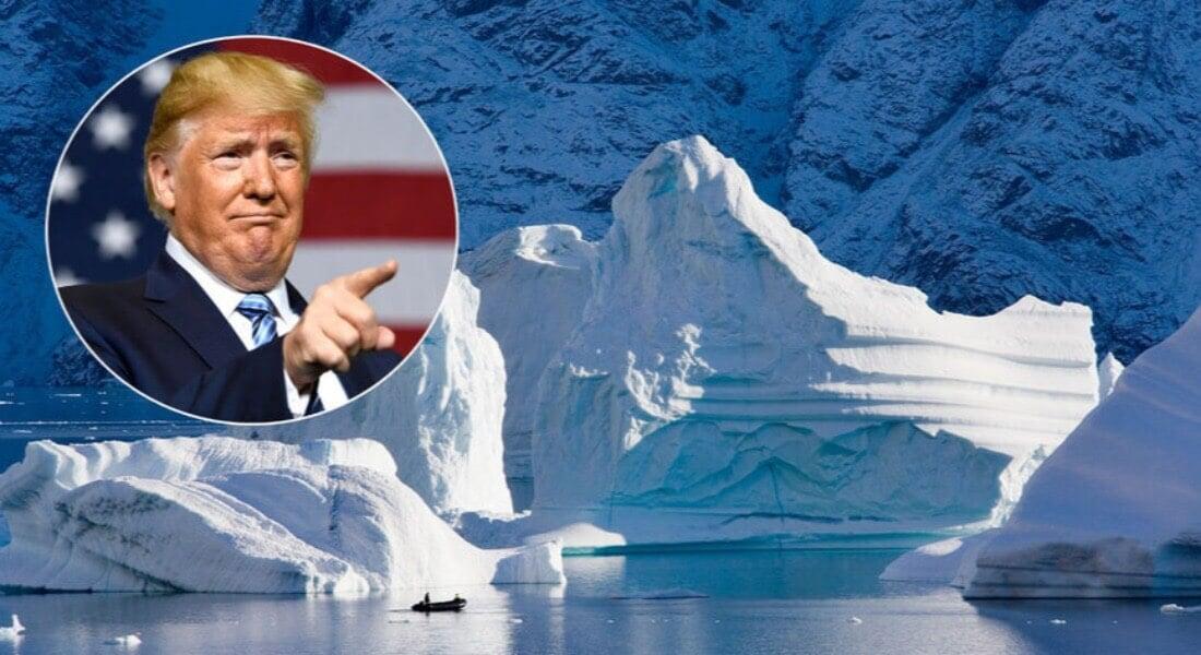 Почему Дональд Трамп хочет купить Гренландию?