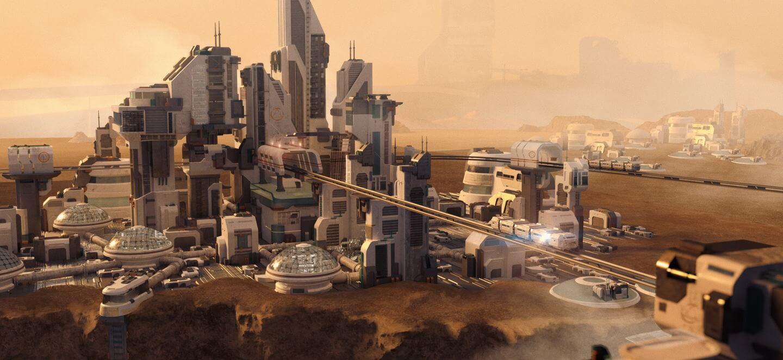 Илон Маск рассказал, сколько стоит построить город на Марсе