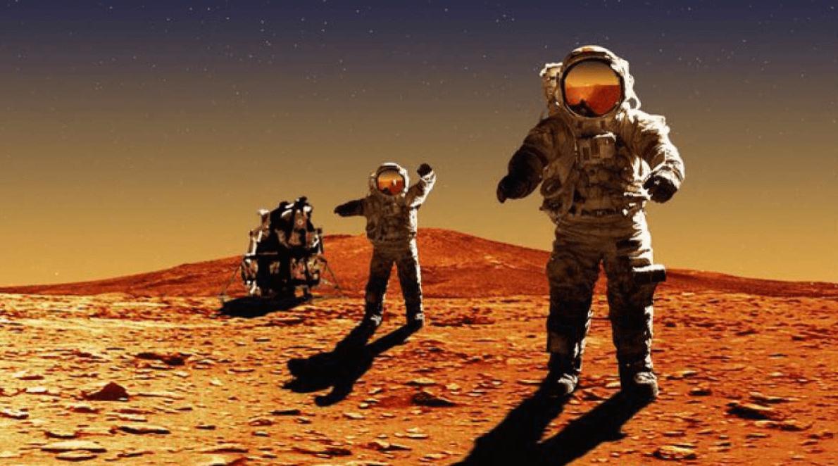 Почему на Марсе нельзя снимать скафандр?