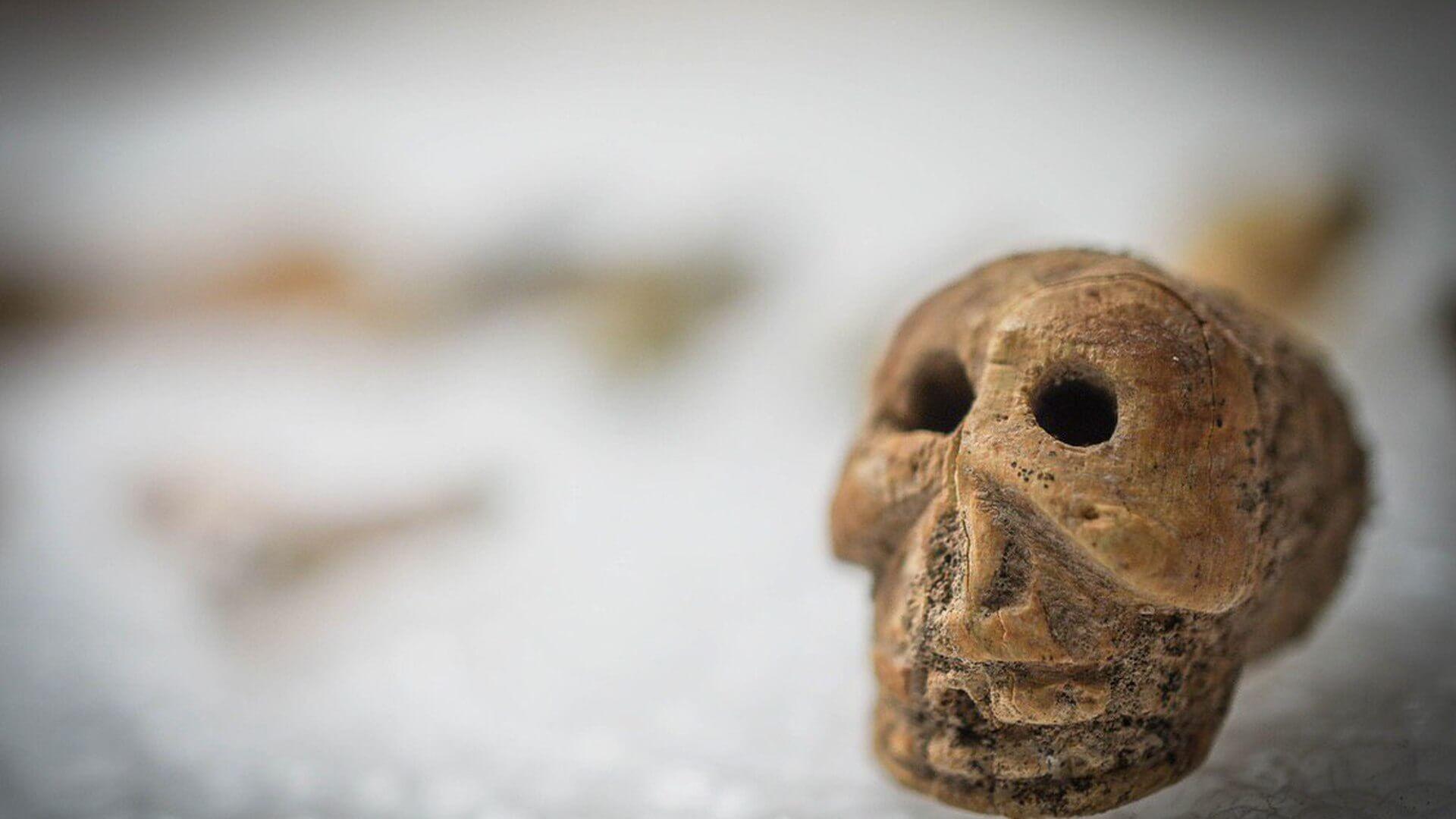 В Помпеях найден ящик с колдовскими предметами. Кому они принадлежали?