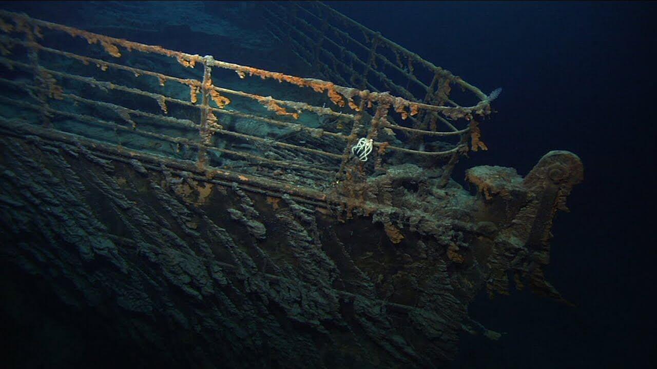 Как сейчас выглядит «Титаник»?