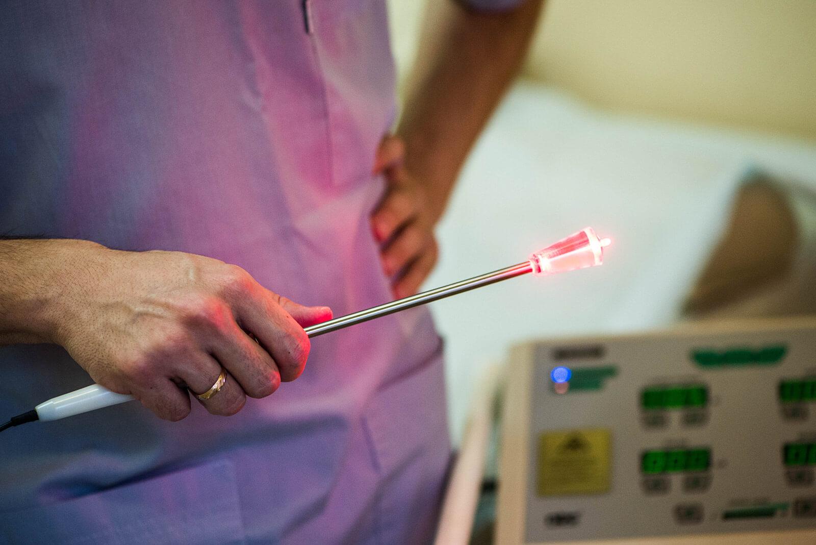 Прижигание простатита реально помогает при простатите