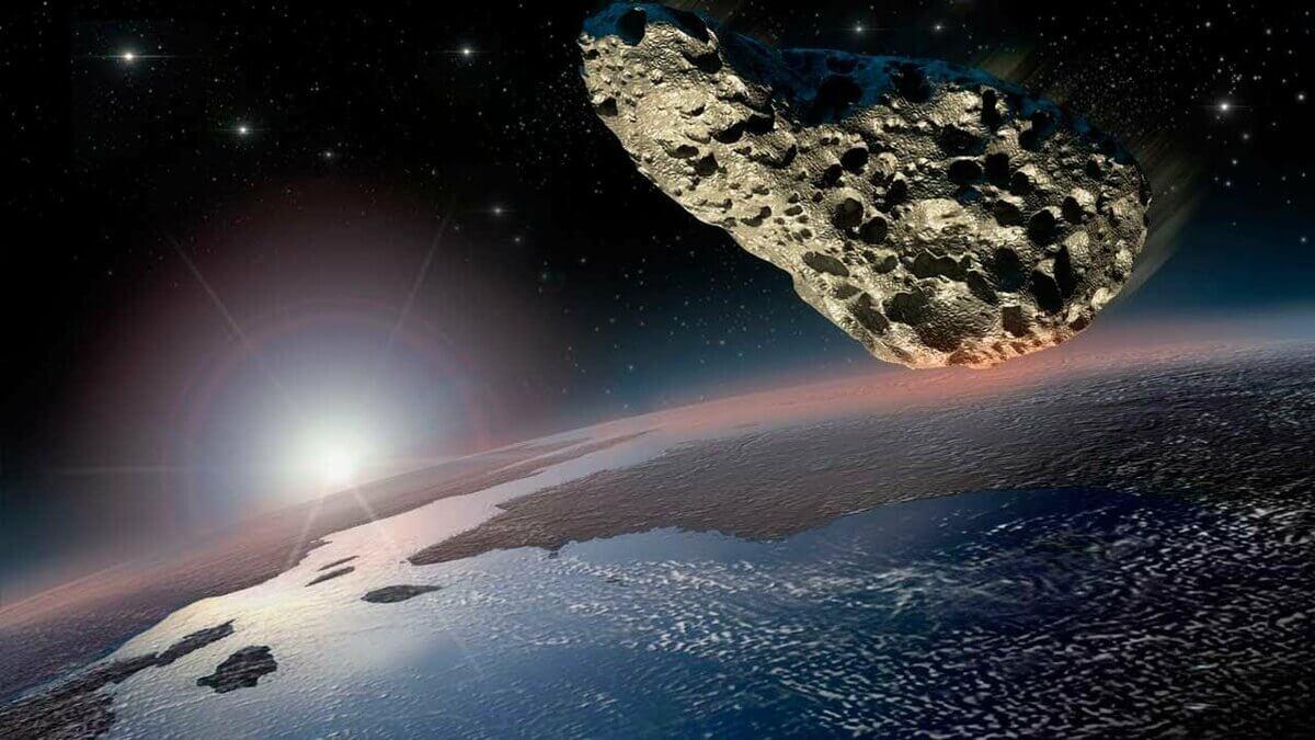 Астероиды могут менять свой цвет