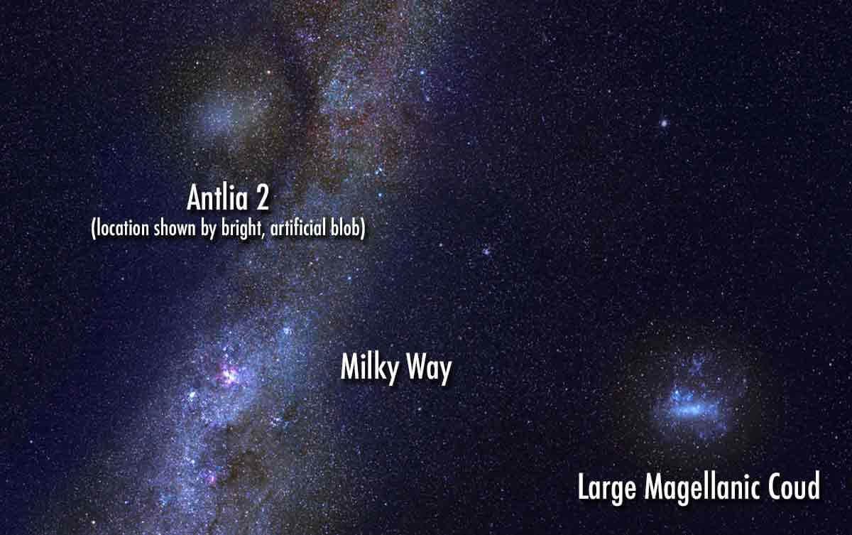 Что может рассказать о темной материи столкновение галактик?
