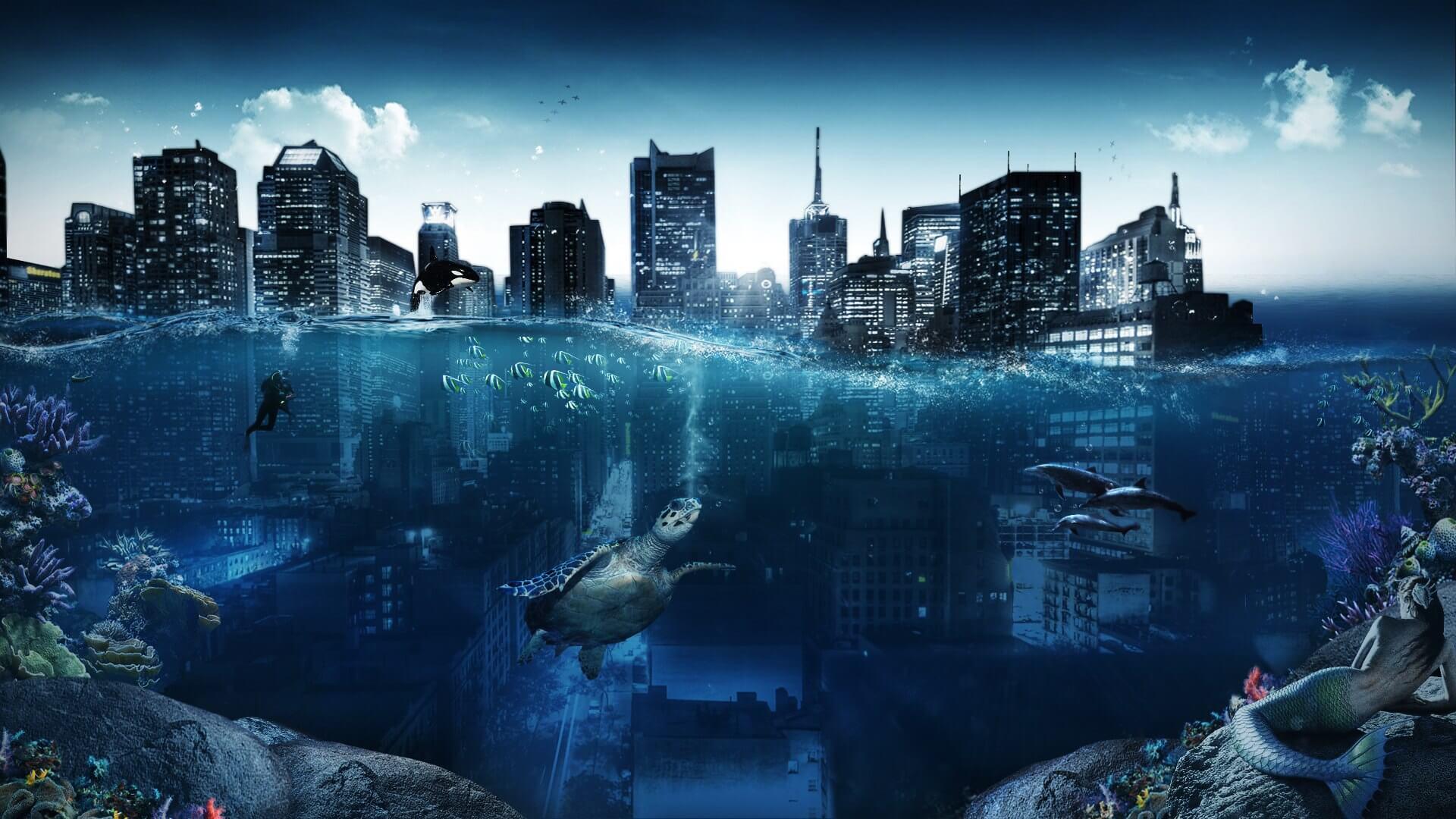 Ученые нашли новые следы Всемирного потопа