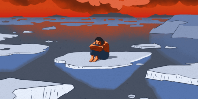 Сколько времени осталось до наступления климатического апокалипсиса? | Hi-News.ru