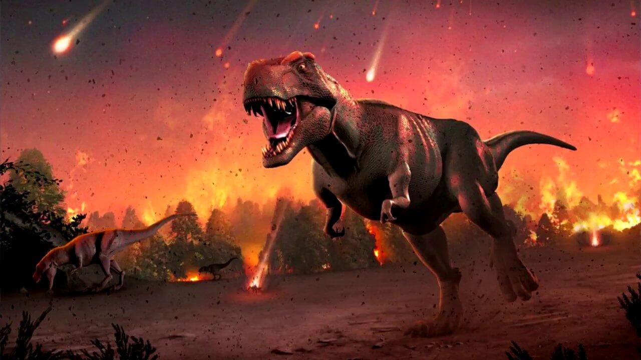 Воссоздана хронология событий дня вымирания динозавров