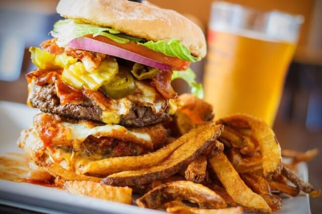 Как жирная пища вредит работе мозга? | Hi-News.ru