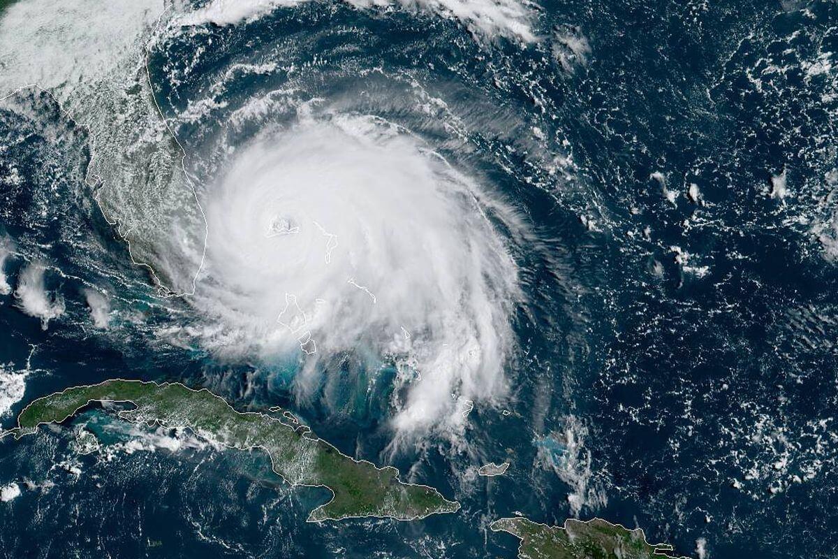 Что известно о самом мощном за последние 30 лет урагане «Дориан»?