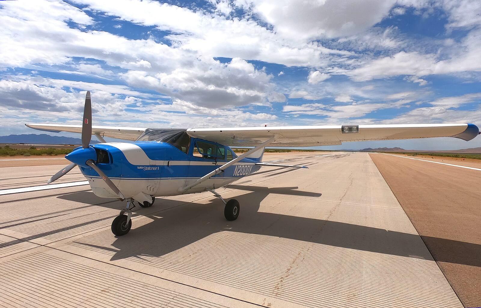 Создан робот-пилот, способный управлять любым самолетом