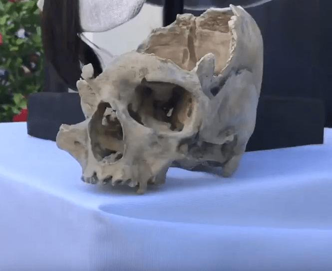 Воссоздан облик женщины каменного века