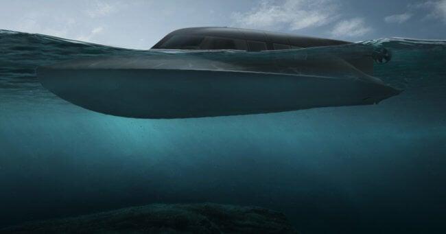 Создан подводный катер для военных водолазов. Для чего он нужен? | Hi-News.ru
