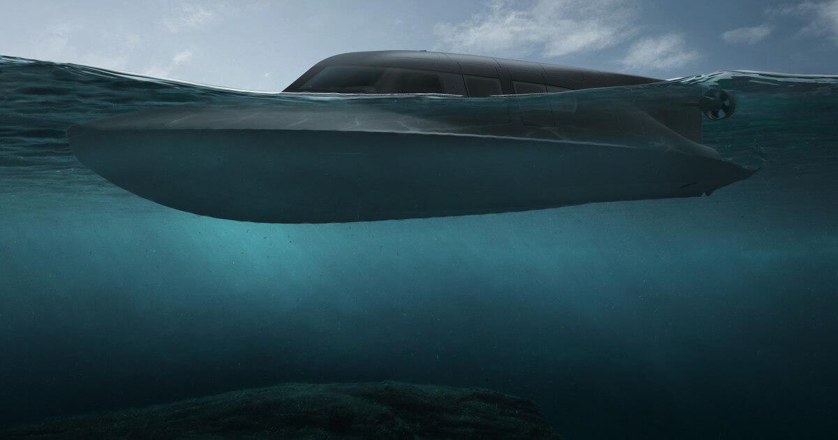 Создан подводный катер для военных водолазов. Для чего он нужен?