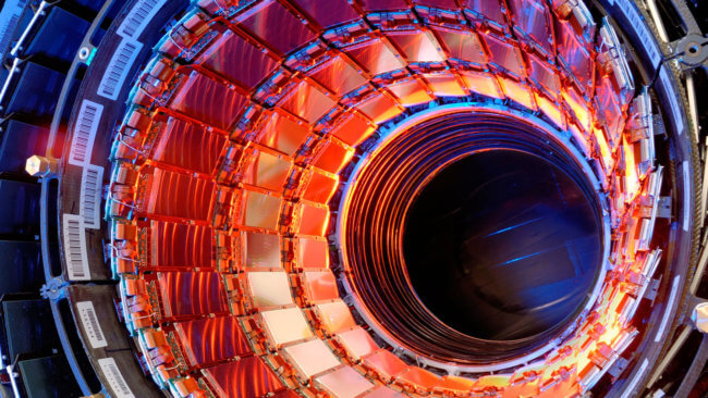 Инженер NASA предлагает использовать ускоритель частиц в качестве ракетного двигателя   Hi-News.ru