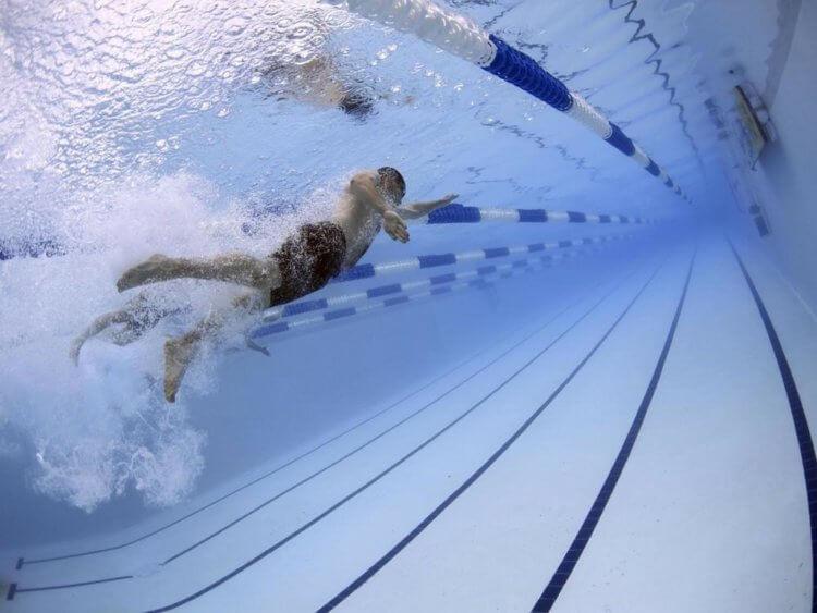 Как плавание влияет на работу мозга?