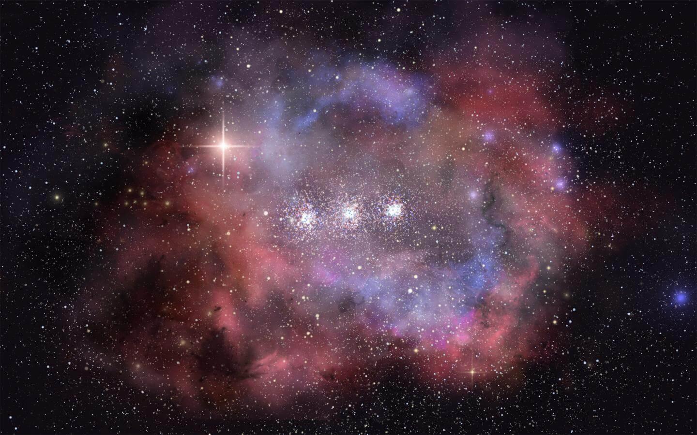 Черные дыры могут препятствовать формированию звезд в карликовых галактиках