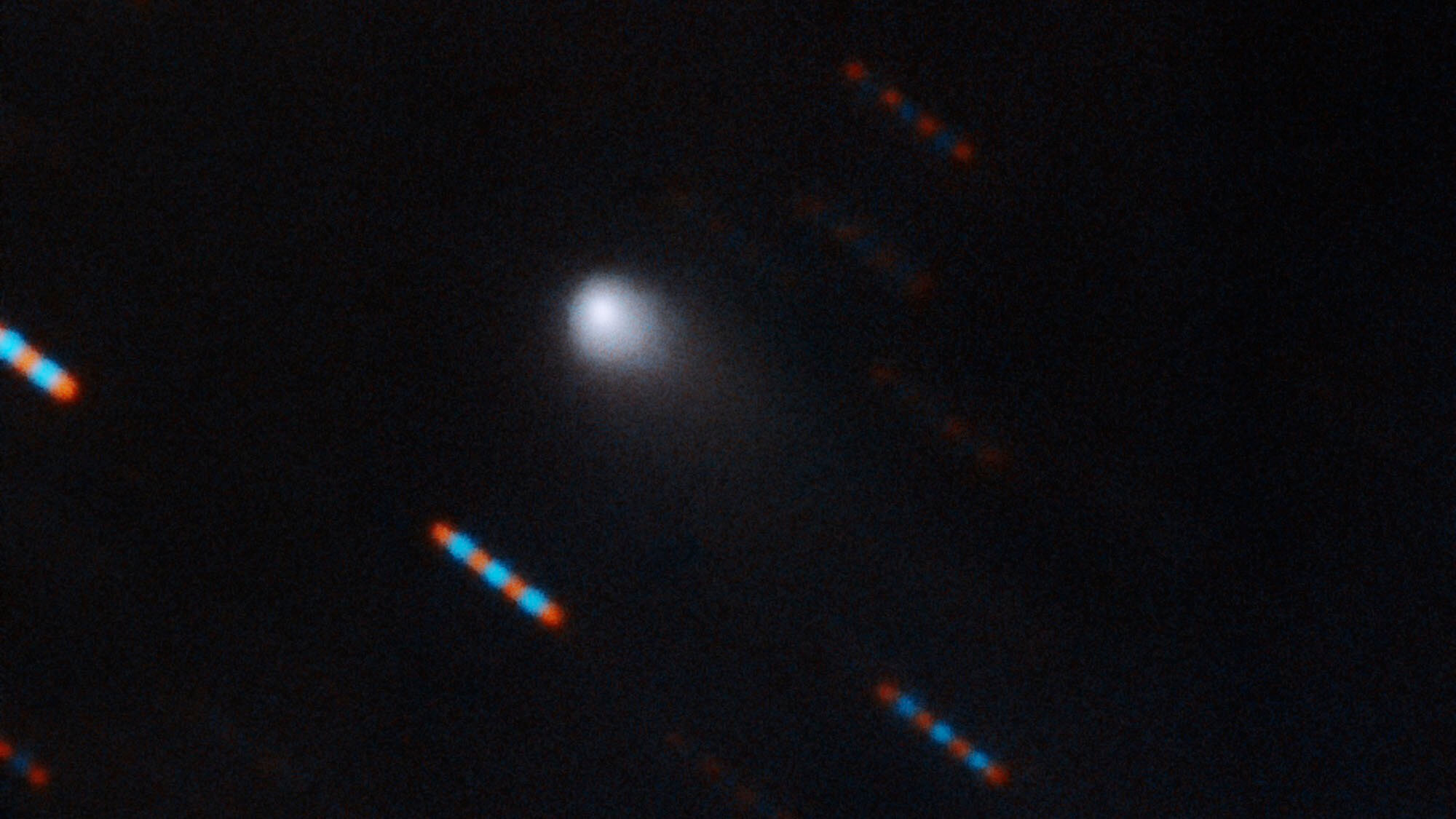 Комета Борисова несет в себе воду из другой солнечной системы