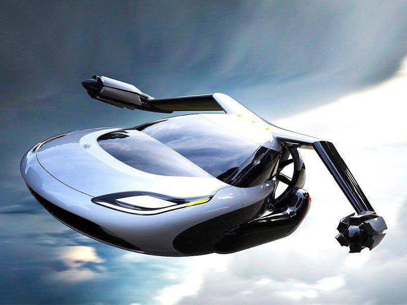 Летающие машины могут стать реальностью в ближайшее время