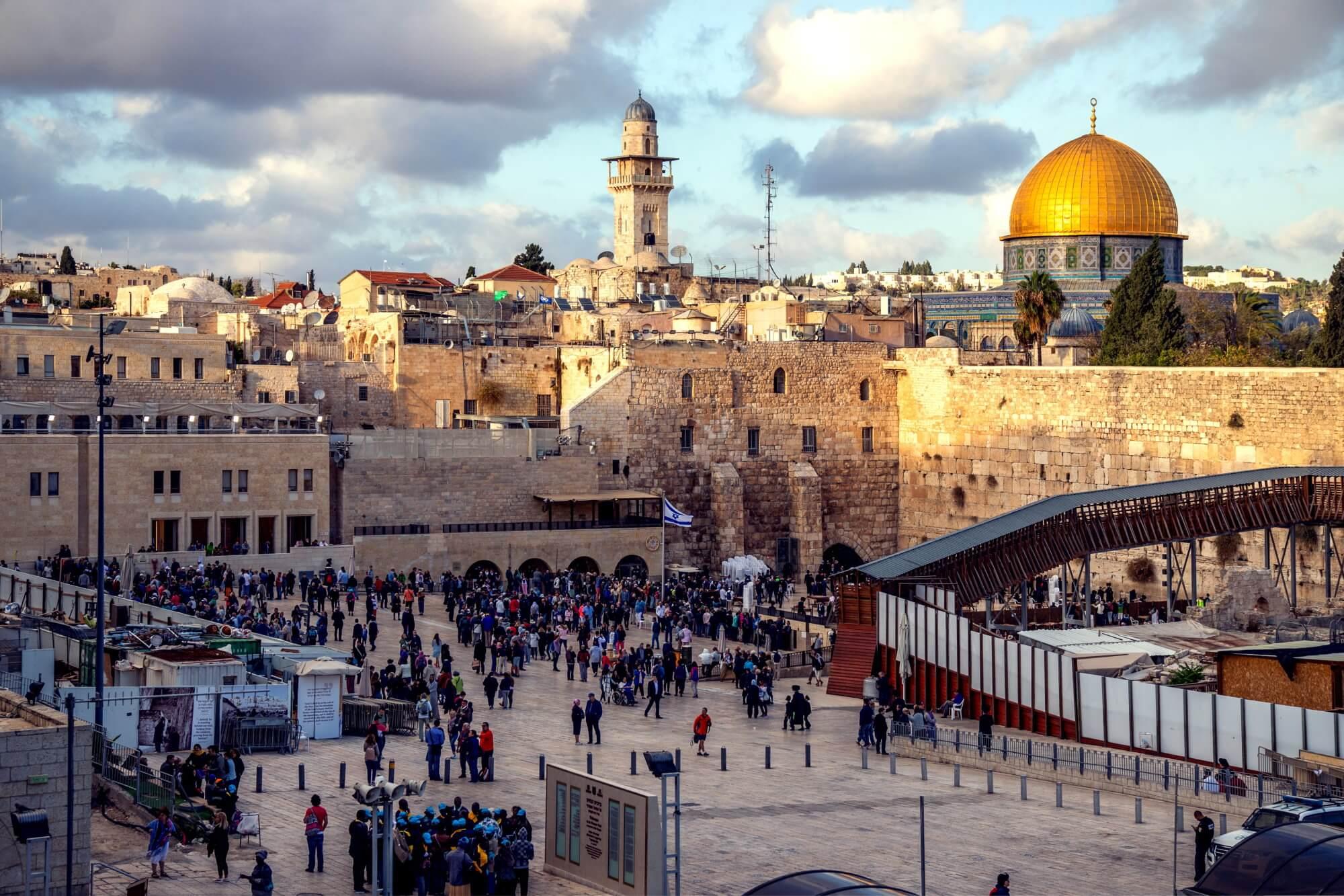В Израиле нашли руины древнего города рекордного размера