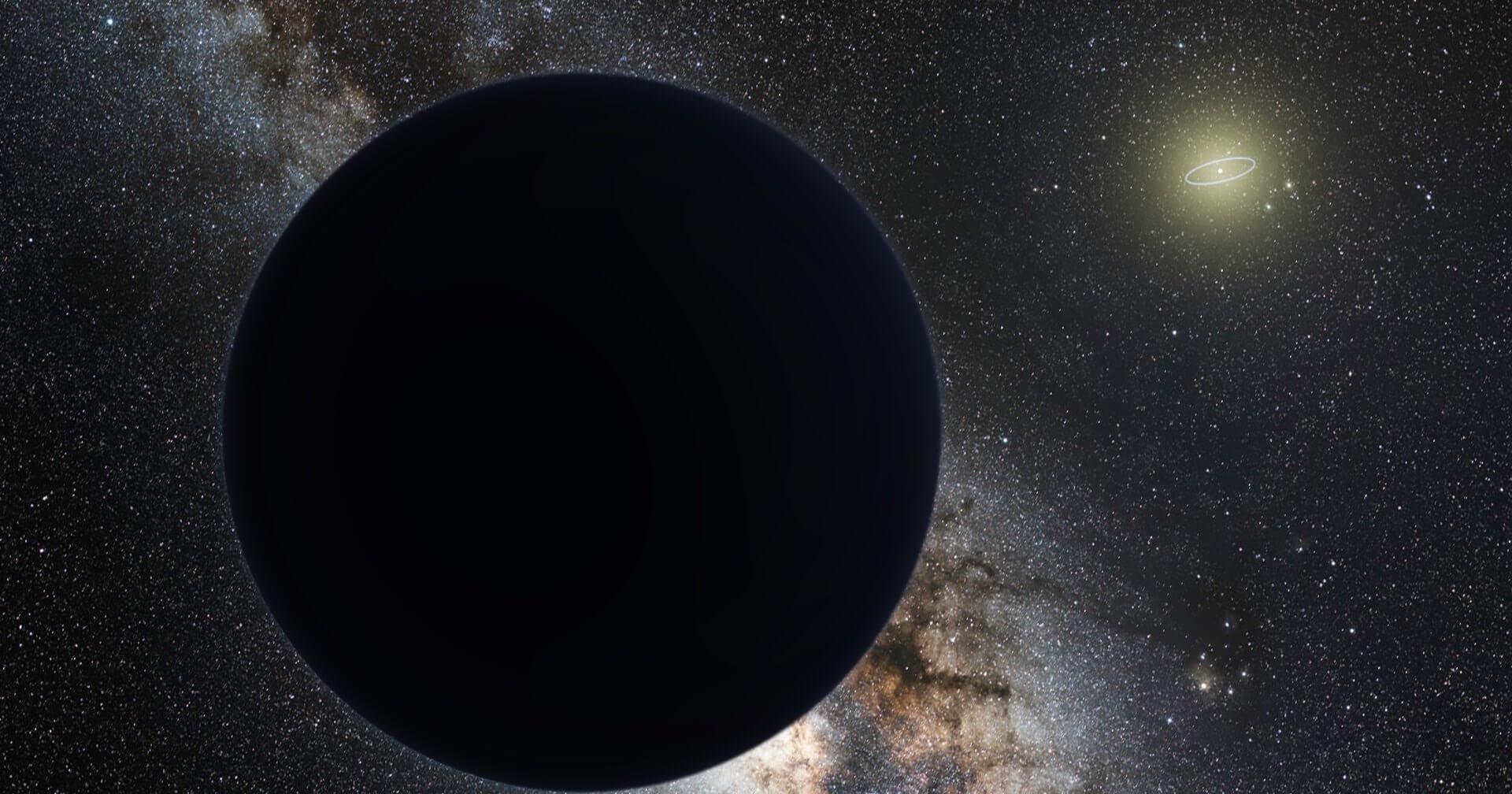 Может ли «Планета 9» оказаться черной дырой?