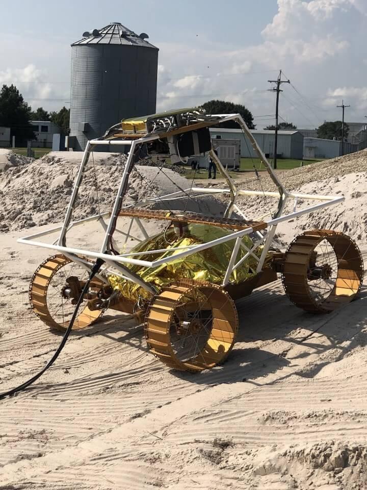 Ровер VIPER — новейшая разработка NASA для колонизации Луны