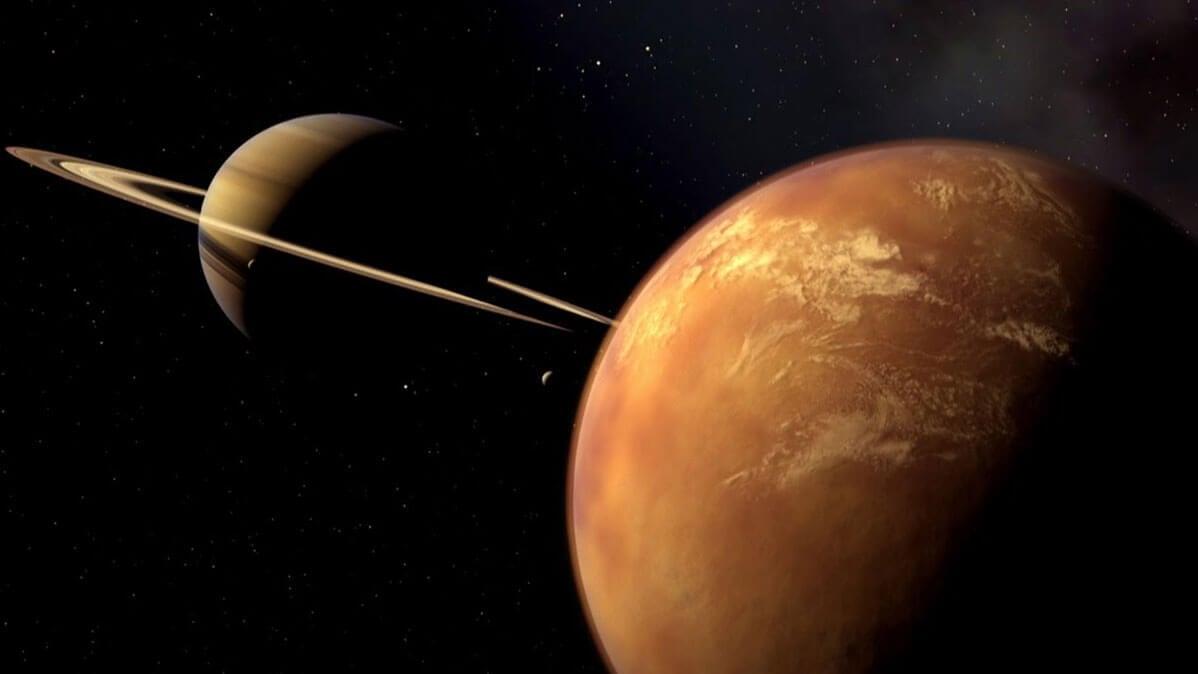 Какой могла бы быть жизнь на Титане?